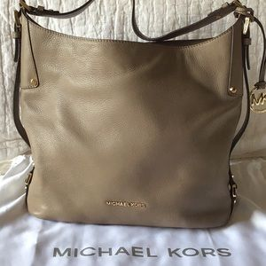 Michael Kors Leather Bucket Purse